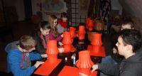 Zabawa i edukacja na orientalnych warsztatach rodzinnych w Kamienicy pod Gwiazdą