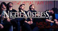 Koncert heavy / thrash metalu