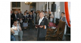 Honorowi obywatele Torunia: gen. Elżbieta Zawacka