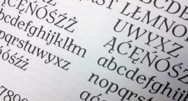 Toruń ma własny krój pisma: jak powstała Antykwa Toruńska?
