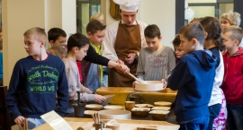Piernikowe Laboratorium – akademia smaku