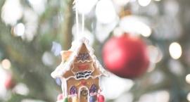 Piernikowa szopka bożonarodzeniowa