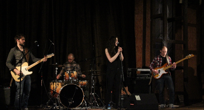 Domy kultury, Cheap Tobacco zapewnili bluesowy wieczór - zdjęcie, fotografia