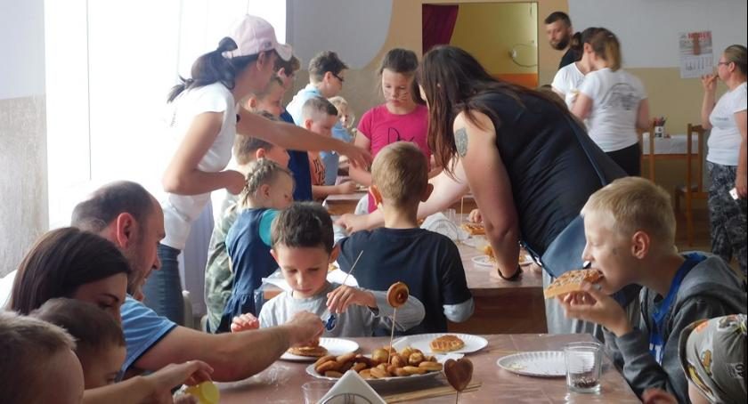 Wydarzenia lokalne, Szafarska integracja - zdjęcie, fotografia