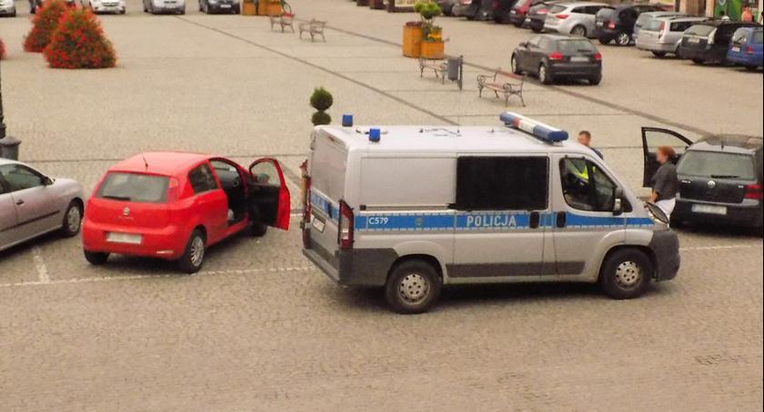 Interwencje, Posypały mandaty - zdjęcie, fotografia