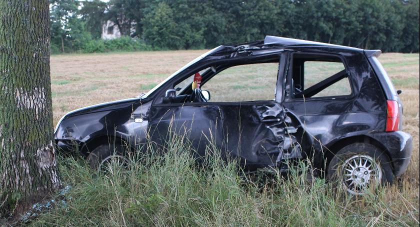 Wypadki, Plaga wypadków - zdjęcie, fotografia