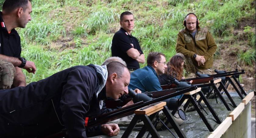 Wydarzenia lokalne, Strzelecka tradycja Kiełpinach - zdjęcie, fotografia