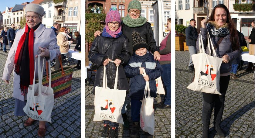 Wydarzenia lokalne, Gęsina Marcina - zdjęcie, fotografia