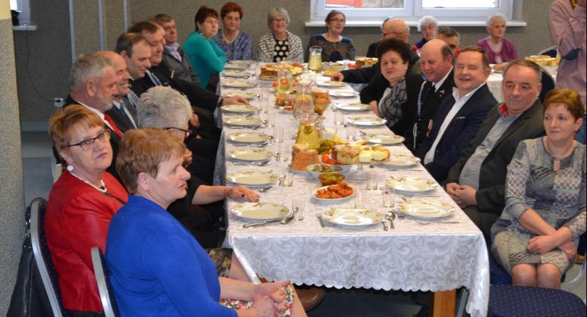 Wydarzenia lokalne, Sołectwo seniorów - zdjęcie, fotografia