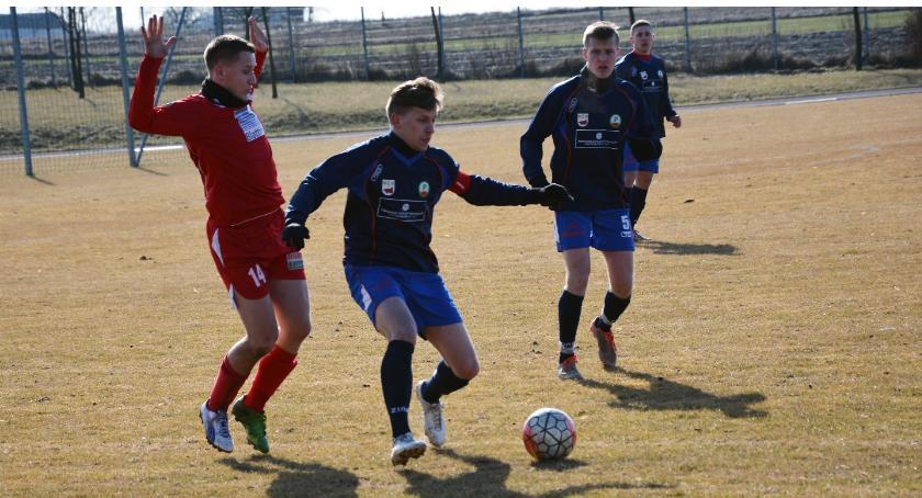 Piłka nożna, Derby Promienia Kowalewo Pomorskie - zdjęcie, fotografia