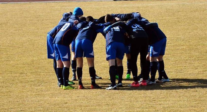 Piłka nożna, Blamaż Promienia Kowalewo - zdjęcie, fotografia