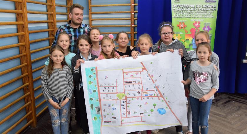 Samorządy Gminne, Ciechocinie dzieci głos - zdjęcie, fotografia