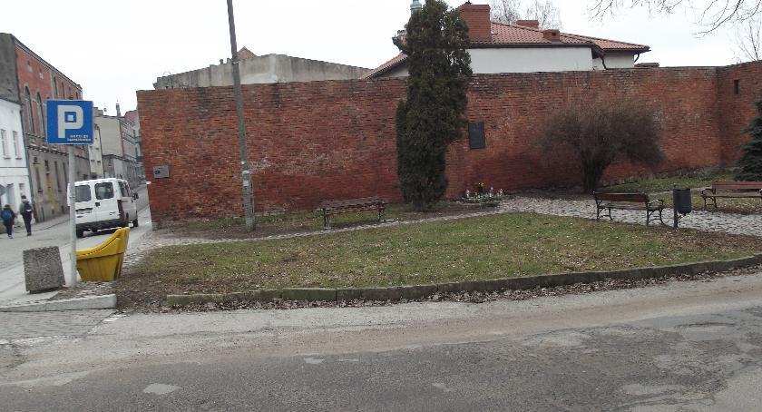 Ciekawostki, Synagoga Golubiu ulicy Stycznia - zdjęcie, fotografia