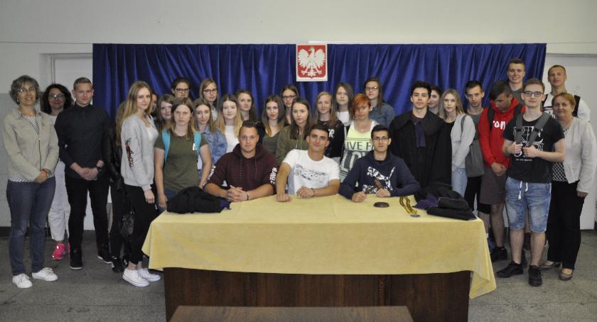 Oświata, Edukacja prawna - zdjęcie, fotografia