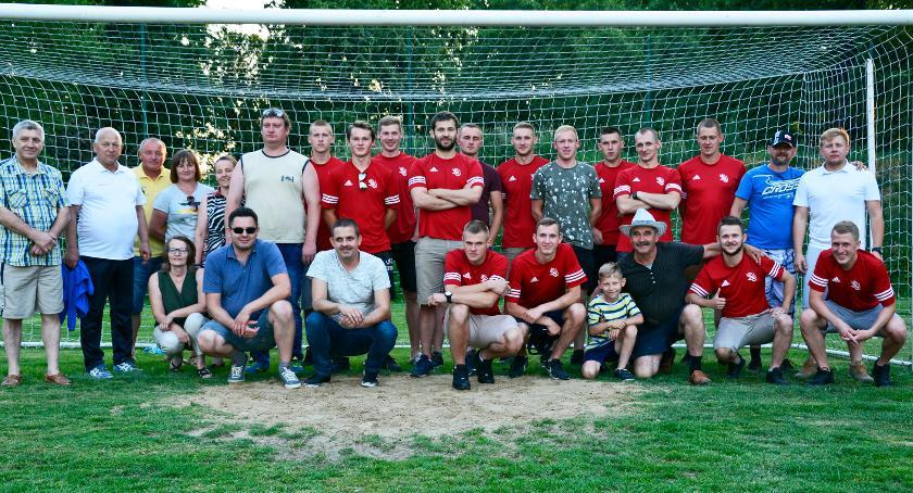 Piłka nożna, Sokół - zdjęcie, fotografia