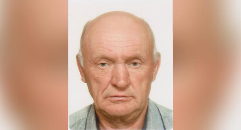 Zaginięcia, Policja szuka zaginionego - zdjęcie, fotografia