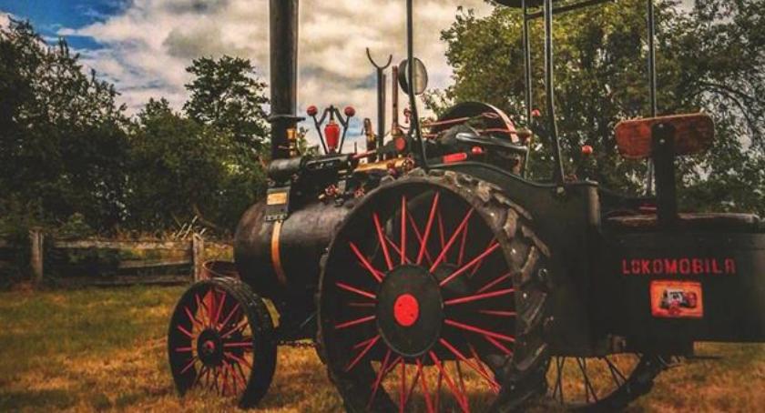 Wydarzenia lokalne, Retro wystawa zamku - zdjęcie, fotografia
