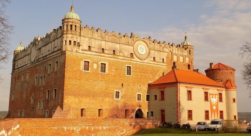 Zamek w Golubiu-Dobrzyniu, Rycerskie zmagania Zamku Golubskim - zdjęcie, fotografia