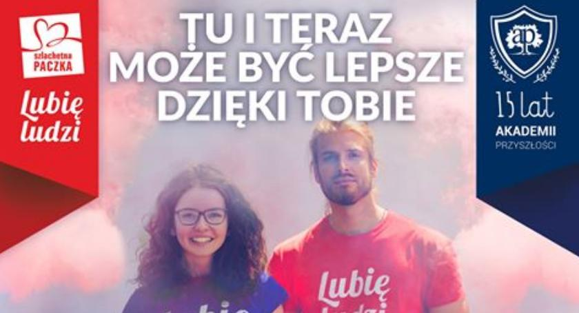 Akcja charytatywna, Szlachetna Paczka rusza - zdjęcie, fotografia