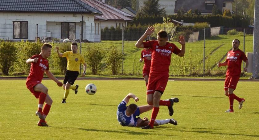 Piłka nożna, Zmiany Promieniu - zdjęcie, fotografia