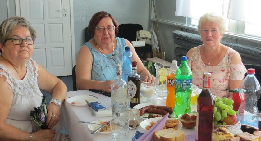 Stowarzyszenia i organizacje, Wesołe emerytów - zdjęcie, fotografia
