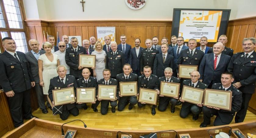 Ochotnicza Straż Pożarna, Świętosław - zdjęcie, fotografia