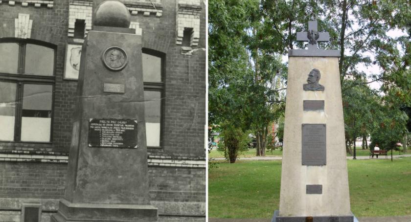 Wydarzenia, Pomnik niepodległości Golubiu Dobrzyniu - zdjęcie, fotografia
