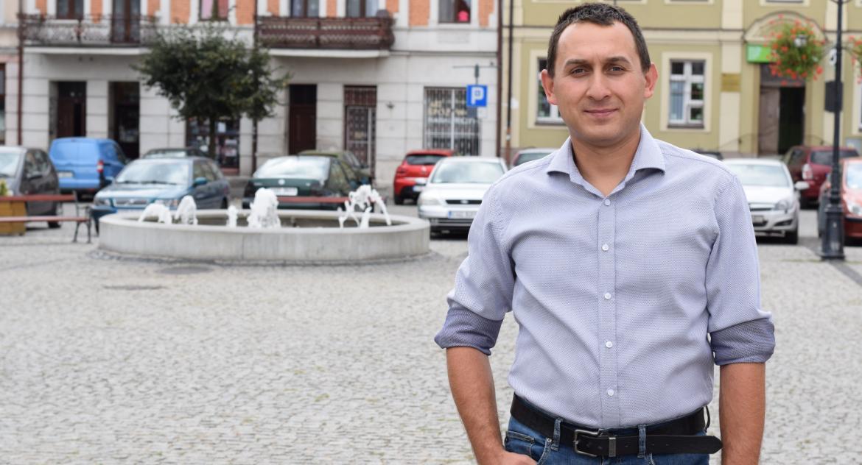 Wywiady, dobra Golubia Dobrzynia wywiad Szymonem Wiśniewskim - zdjęcie, fotografia