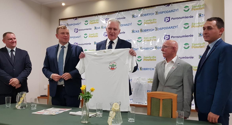 Samorządy Gminne, Cofnięte poparcie Piątkowskiego Ryłowicza - zdjęcie, fotografia