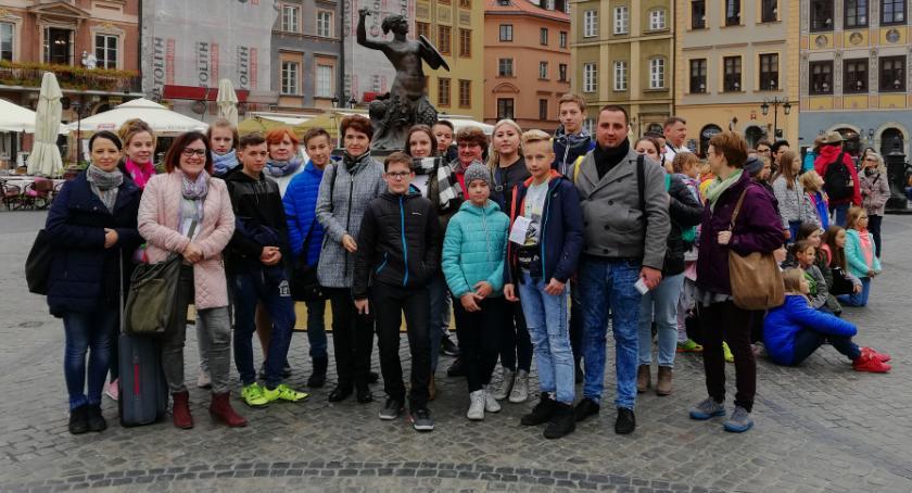 Edukacja, Historionauci Warszawie - zdjęcie, fotografia