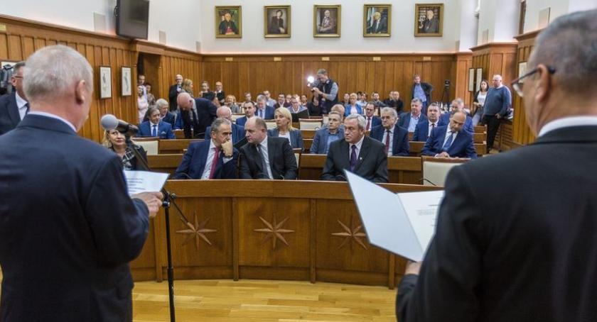 Polityka, Radni województwa wybrani - zdjęcie, fotografia