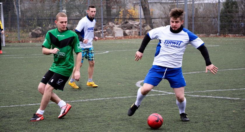 Piłka nożna, Patriotyczny turniej dobrzyńskim Orliku - zdjęcie, fotografia