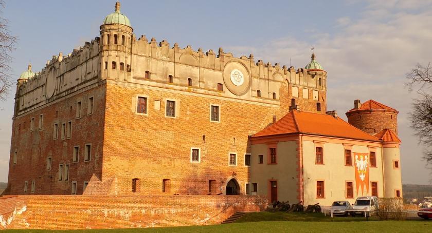 Zamek w Golubiu-Dobrzyniu, Zamku Golubskim zaroi sław - zdjęcie, fotografia