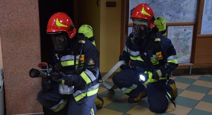 Pożary, Pożar komendzie - zdjęcie, fotografia