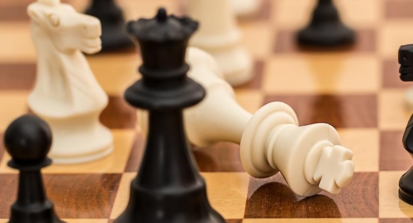 Rekreacja, Ferie szachownicy - zdjęcie, fotografia
