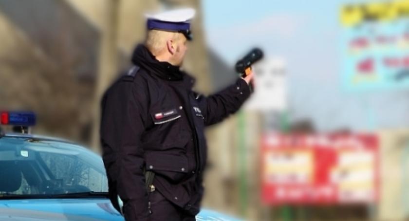 Kronika Kryminalna, Dwukrotnie przekroczył dozwoloną prędkość - zdjęcie, fotografia