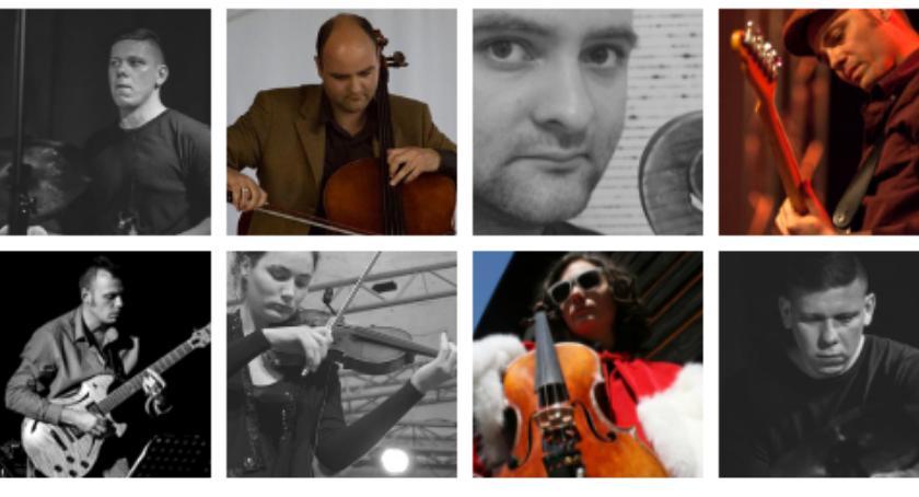 Muzyka, Koncert urodzinowy Szafarnii - zdjęcie, fotografia