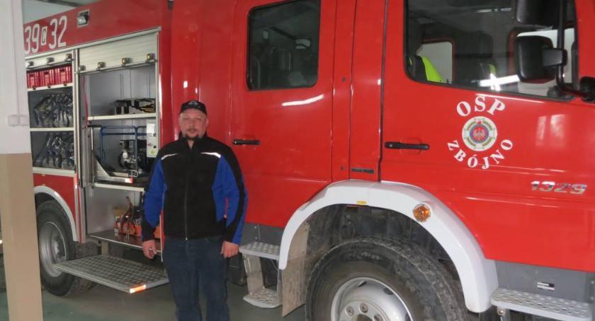 Ochotnicza Straż Pożarna, Kolejna stulatka - zdjęcie, fotografia