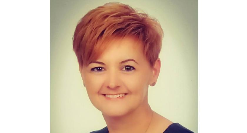 Urzędy, Róża Kopaczewska wiceburmistrzem - zdjęcie, fotografia