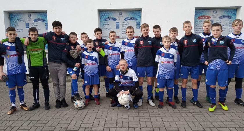 Piłka nożna, Udane przetarcie przed ligą - zdjęcie, fotografia