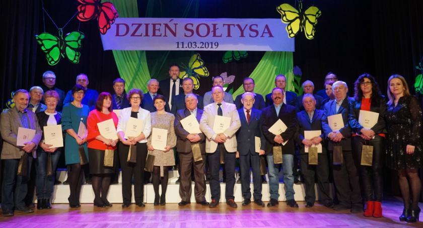 Wydarzenia lokalne, Święto sołtysów kowalewskiej gminy - zdjęcie, fotografia