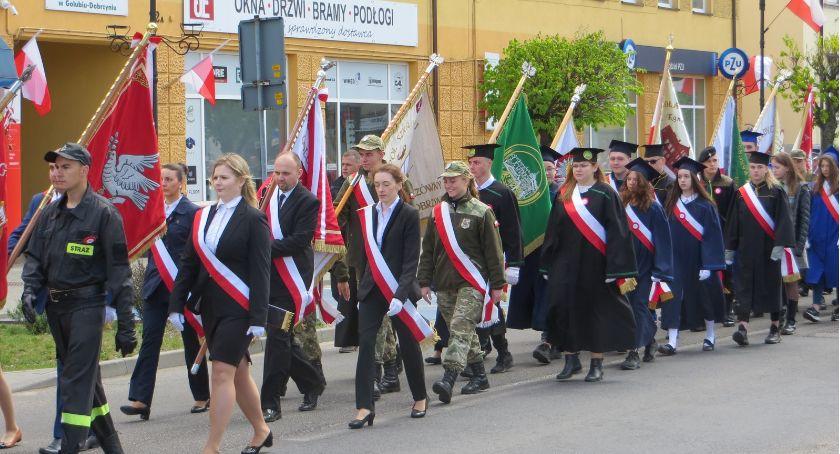 Wydarzenia lokalne, Obchodziliśmy Święto Konstytucji - zdjęcie, fotografia
