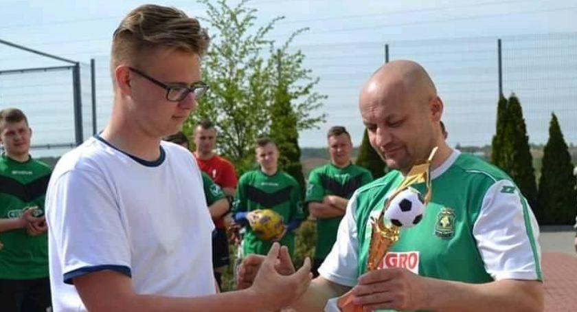 Piłka nożna, Piłkarska Majówka - zdjęcie, fotografia