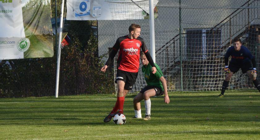 Piłka nożna, Ważne punkty Sokoła - zdjęcie, fotografia