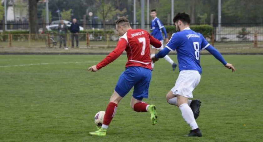 Piłka nożna, Drwęca - zdjęcie, fotografia
