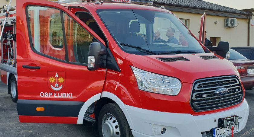 Ochotnicza Straż Pożarna, Będzie samochód strażacki - zdjęcie, fotografia