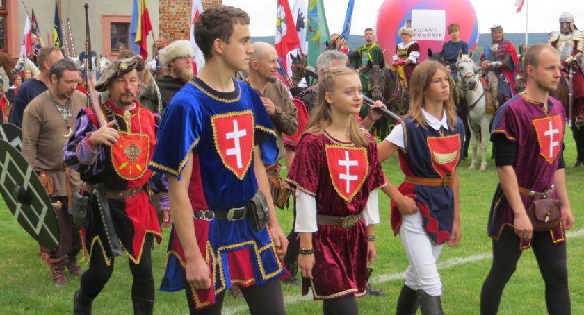 Zamek w Golubiu-Dobrzyniu, Drugi dzień turnieju rycerskiego [zdjęcia] - zdjęcie, fotografia
