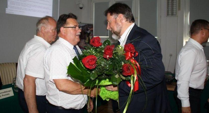 Samorząd Powiatowy, Mają zaufanie starosty - zdjęcie, fotografia