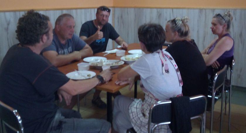 Wydarzenia lokalne, osób wielkiej degustacji - zdjęcie, fotografia