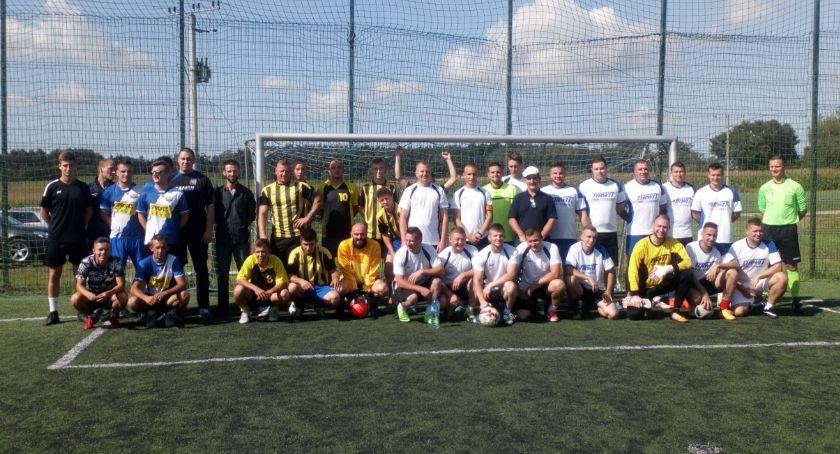 Piłka nożna, Wyłonili najlepsze drużyny powiecie - zdjęcie, fotografia